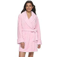 51aebb44b Women's SONOMA Goods for Life™ Short Plush Robe