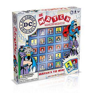 Top Trumps Match Game - DC Comics Originals