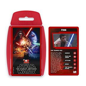 Top Trumps Card Game Bundle - Star Wars VII, VIII and Rogue One