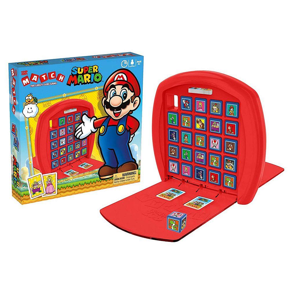 Top Trumps Match Game - Super Mario