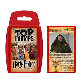 Top Trumps Card Game Bundle - Harry Potter I - Earlier stories (Prisoner of Azkaban, Goblet of Fire and Order of the Phoenix)