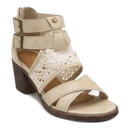 Sugar Heyney Women's Crochet Sandals