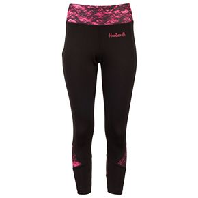 Women's Huntworth Lifestyle Active Midrise Crop Leggings