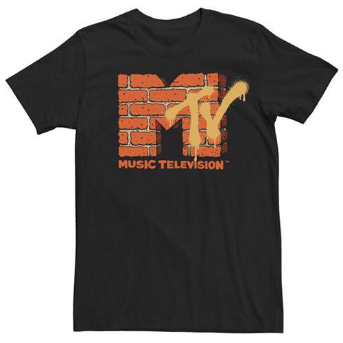 Men's MTV Bricks MC Tee