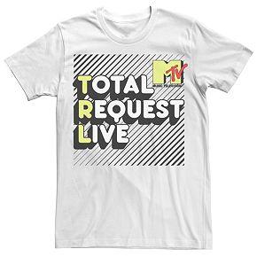 Men's MTV Total Request Live Tee