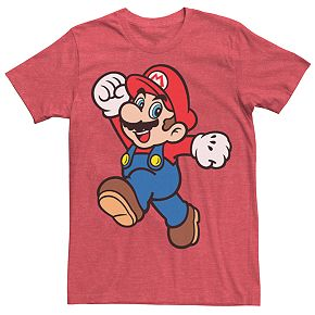 Men's Super Mario Bros Super Pose Tee