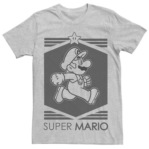Men's Super Mario Bros Billion Tee