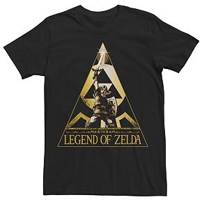 Men's Zelda Skyward Sword Dodgy Link Tee