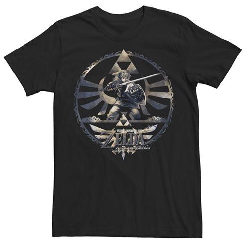 Men's Zelda Skyward Sword Round Legends Tee