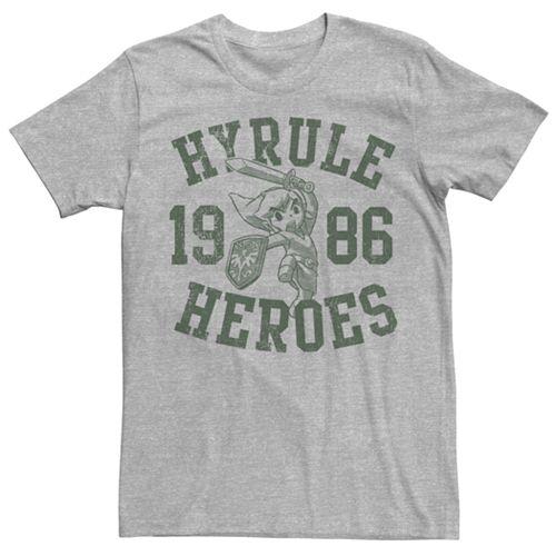 Men's Zelda Generic Heroes Tee