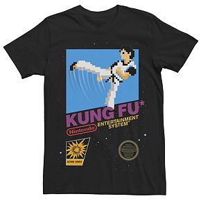 Men's NES Kung Fu Tee