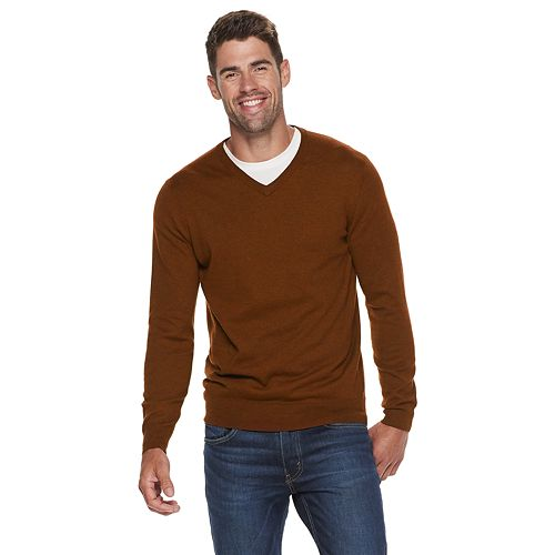 Men's SONOMA Goods for Life™ Supersoft V-neck Sweater