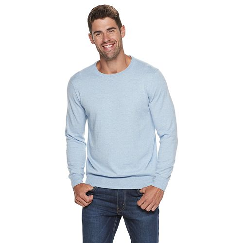 Men's SONOMA Goods for Life™ Supersoft Crewneck Sweater
