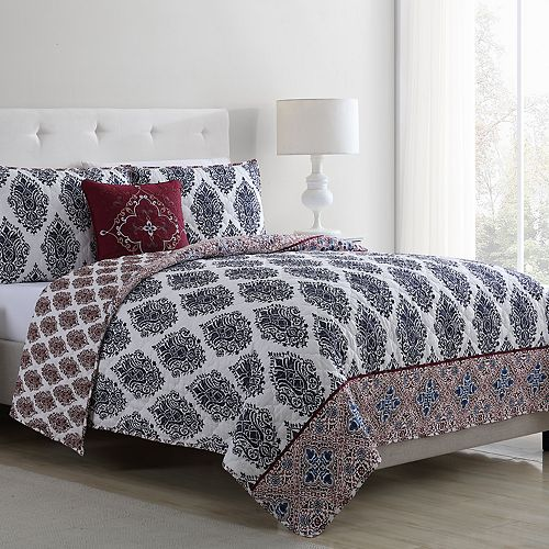 VCNY Bentley 5-Piece Quilt Set