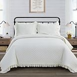 VCNY Home Farmhouse Quilt Set