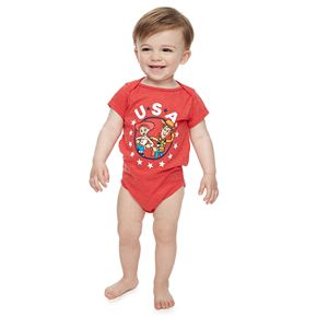 Disney / Pixar's Toy Story Baby Woody & Jessie Graphic Bodysuit by Family Fun?