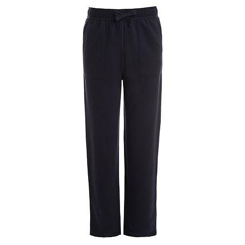 Boys 4-20 Chaps Adaptive Knit Pants