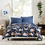 Makers Collective Hello! Lucky Swanning Around Quilt Set