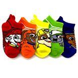 Boys 5-pk. Paw Patrol No-Show Socks