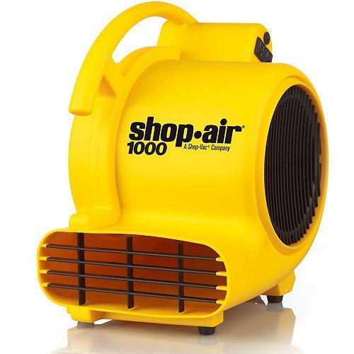 Shop Vac Shop-Air 1000 Max. CFM Air Mover