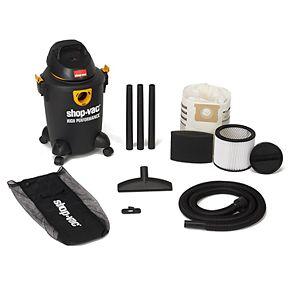 Shop Vac 6 Gallon 3.5 Peak HP High Performance Wet/Dry Vacuum