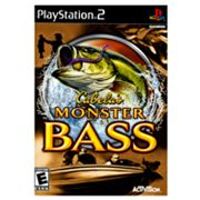 PlayStation 2 Cabela's Monster Bass
