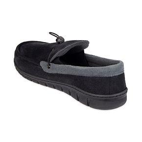 Men's Exact Fit Venetian Toggle Moccasin Slipper
