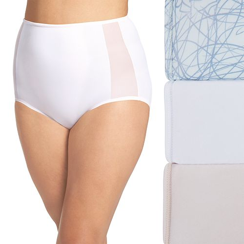 Women's Olga Ultra Stretch 3-Pack Brief Panty GS1603P