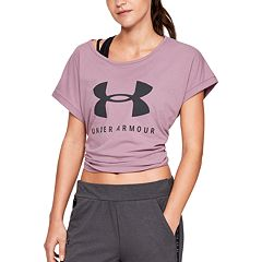 Women's Under Armour Graphic Sportstyle Fashion Short Sleeve Tee