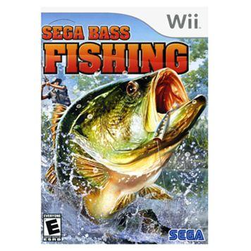 Nintendo® Wii™ SEGA Bass Fishing™
