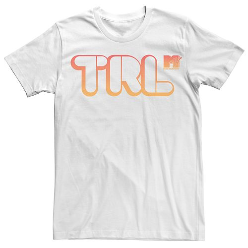 Men's MTV TRL Logo Tee