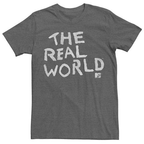 Men's MTV The Real World Tee