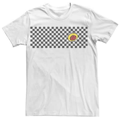 Men's All That Checkered Tee