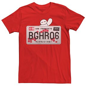 Men's Big Hero 6 San Fransokyo Tee