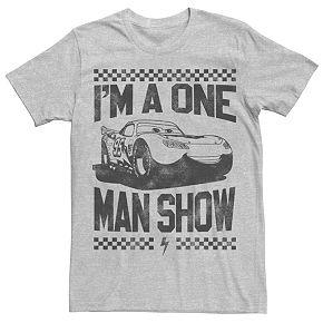 Men's Disney/Pixar Cars One Man Show Tee