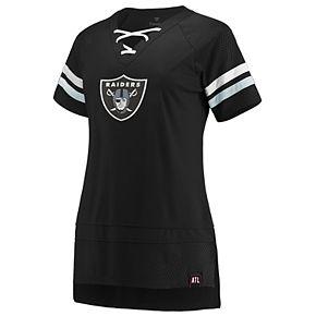 Women's Oakland Raiders Draft Me Tee