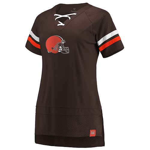 Women's Cleveland Browns Draft Me Tee