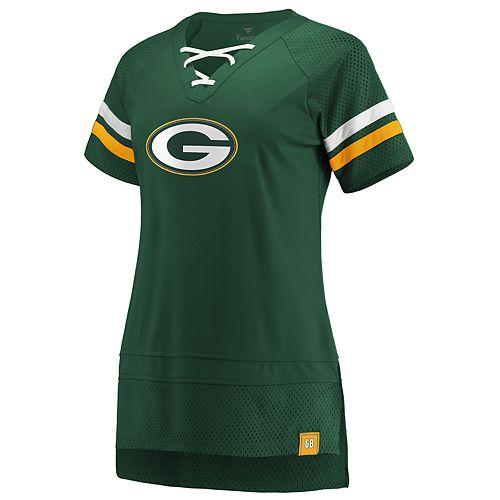 Women's Green Bay Packers Draft Me Tee