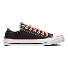 f1e48531b1b3 Women s Chuck Taylor All Star Low Top Sneakers. Wolf Gray Yellow Racer Pink  Orange ...
