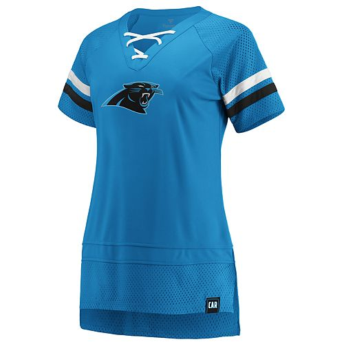 Women's Carolina Panthers Draft Me Tee