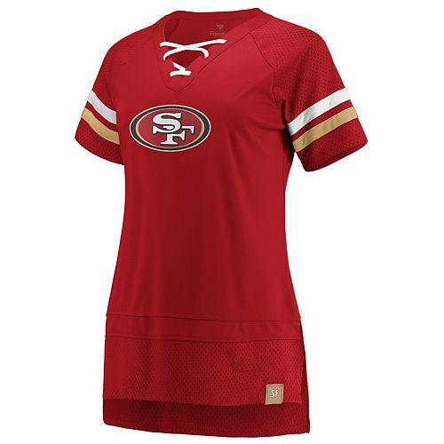 Women's San Francisco 49ers Draft Me Tee