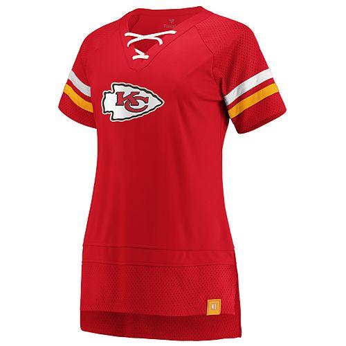 Women's Kansas City Chiefs Draft Me Tee