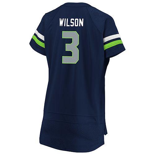 Women's Russell Wilson Jersey Tee