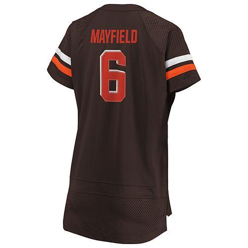 Women's Cleveland Browns Baker Mayfield Player Tee