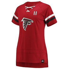 Women's Atlanta Falcons Julio Jones Player Tee