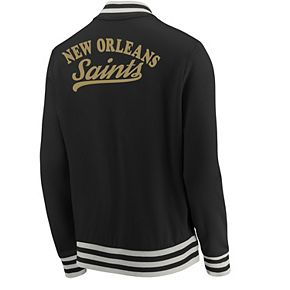 Women's New Orleans Saints Vintage Varsity Jacket