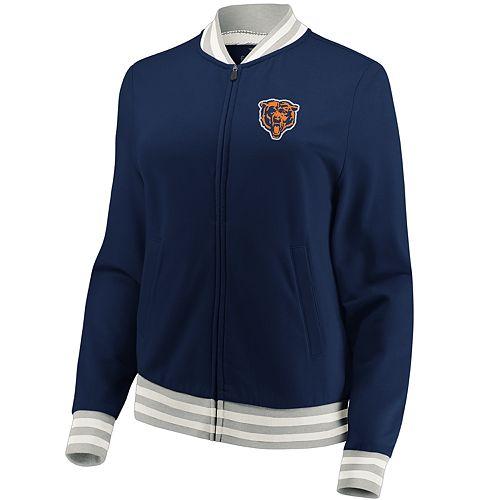 Women's Chicago Bears Vintage Varsity Jacket