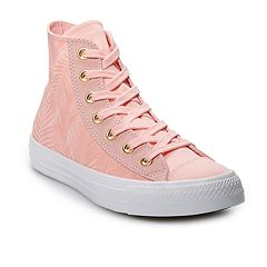 Converse Women's Converse Chuck Taylor All Star Velvet High Top Shoes, Size: 8, Med Pink from Kohl's | People