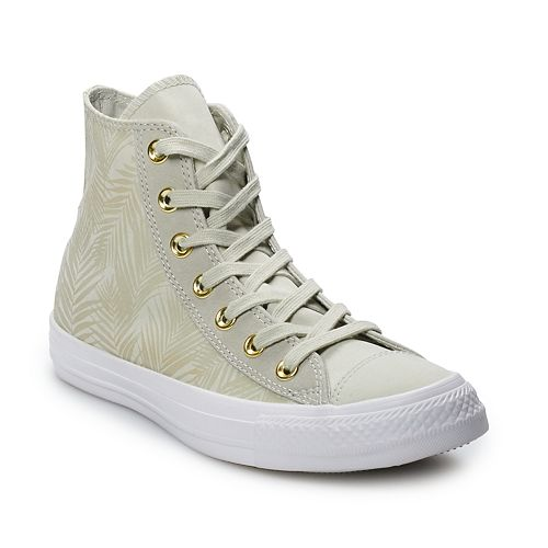 Women's Converse Chuck Taylor All Star Palms High Top Shoes