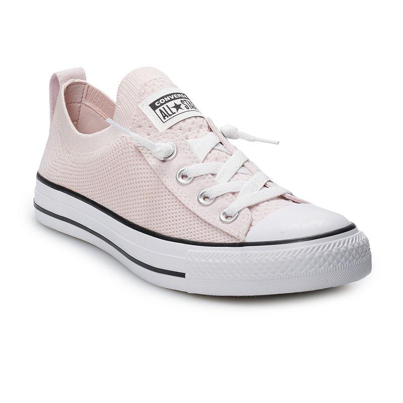 Converse Chuck Taylor All Star Shoreline Knit Women's Shoes, Size: 7.5, Dark Pink